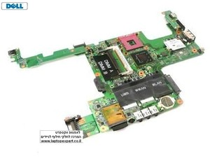 Dell Inspiron 1525 / PP29L Motherboard לוח אם למחשב נייד דל