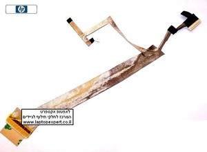 כבל מסך למחשב נייד HP Pavillion DV5 LCD Cable for Screen DD0QT6LC800 / 493020-001