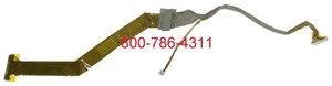 TOSHIBA Satellite A205 lcd cable for 15.4 6017B0130401 פלאט כבל למסך טושיבה