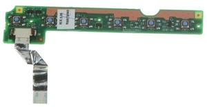Toshiba Satellite L305 multimedia switch board כרטיס טושיבה