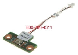 Toshiba Satellite L305 Power button board כרטיס טושיבה