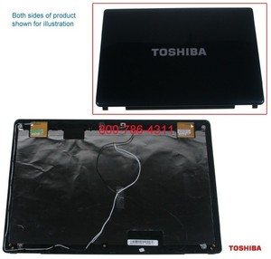 Toshiba Satellite L305 Rear lcd lid for 15.4 גב מסך אחורי טושיבה