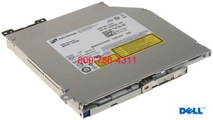 צורב למחשב נייד דל Dell Studio 1535, 1536, 1537, 1555, 1557 DVD±R/RW WT927, RK891 , R693C , AD-7640S Sony - Slot-In