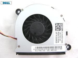 מאוורר למחשב נייד דל Dell Latitude E5520 DFS470805WL0T , 03WR3D Cpu Laptop Fan