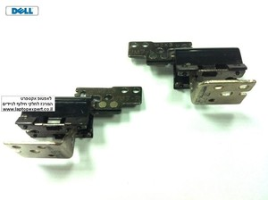 ציריות מסך למחשב נייד דל Dell Inspiron 13R N3010 LCD Laptop Screen Hinges FBUM7010010 FBUM7011010