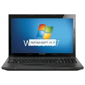 מחשב נייד לנובו - מבצע Lenovo IdeaPad G570 B950 / 4GB / 500 / 15.6 + HDMI / WIN 7 HOME M5178IV