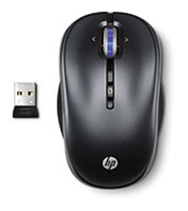 עכבר אלחוטי HP Wireless Optical Mouse 2.4Ghz