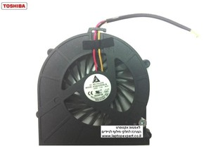 מאוורר למחשב נייד טושיבה Toshiba Satellite L630 Fan KSB0505HA-A DC5V 0.38A Cpu Laptop Fan