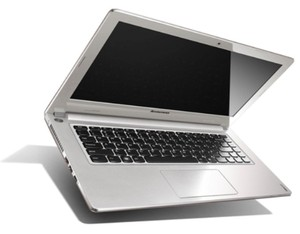 מחשב נייד לנובו Lenovo IdeaPad Ultra Slim S400 MAY8RIV 2GB / 320GB / 14.0 LED / Free Dos