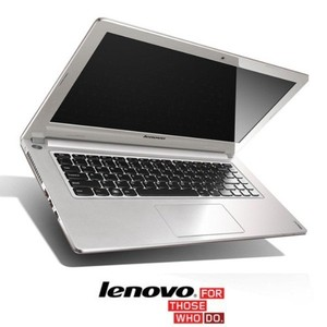 מחשב נייד לנובו קל משקל במבצע Lenovo IdeaPad Ultra Slim S300 MA18LIV 2GB / 320GB / 13.3 LED / Free Dos