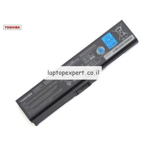 סוללה מקורית למחשב נייד טושיבה Toshiba Satellite T110 T115 T130 T135 Laptop Battery PA3634U-1BAS , PA3635U-1BAM