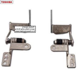 ציריות למחשב נייד טושיבה Toshiba Satellite C650 C655 C655D LCD Hinges Left Right Hinge 6055B0012902 , 6055B0012901
