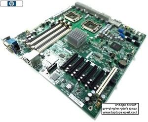 לוח להחלפה בשרת HP 461511-001 ProLiant ML150 DL180 G5 Motherboard System Board 450054-001