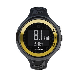 שעון דופק - Suunto M5 Black/Gold סונטו | suunto