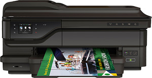 מדפסת A3 HP Office jet 7612WF e-AIO