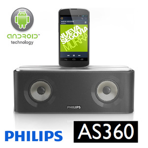 תחנת עגינה Philips AS360 פיליפס