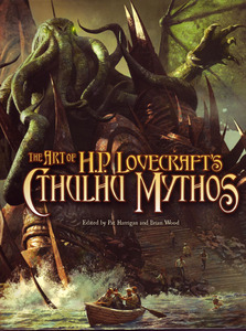 Art of HP lovecraft call Fantasy flight games