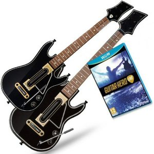 2 גיטרות PS4 Guitar Hero Live  FreeStyleGames