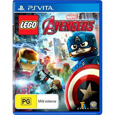 Lego Marvel Avengers PS-VITA