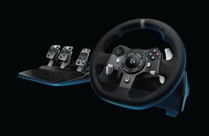 Logitech Driving Force G920 Xbox One/PC