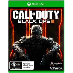 xBox One Call of Duty- Black Ops 3