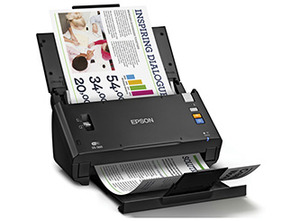 סורק פידר Epson WorkForce DS-520 אפסון