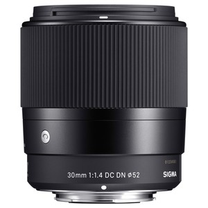 SIGMA 30mm F 1.4 DN DC (C) For Sony- שנתיים סיגמא