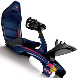 כיסא מרוצים Playseat® Red Bull Racing F1