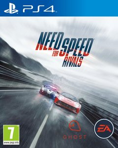 Need For Speed Rivals PS4 סוני