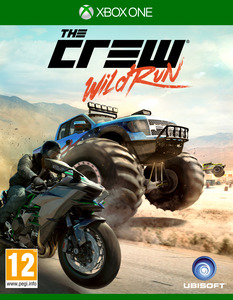 משחק XBOX ONE - THE CREW WILD RUN מיקרוסופט