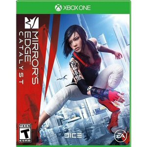 xBox ONE Mirrors Edge Catalyst
