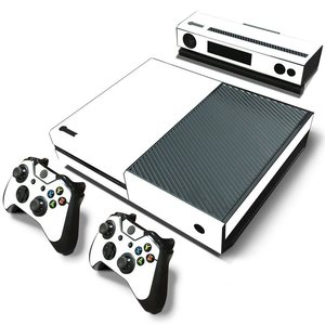 מדבקת Skin White Pattern Full Body ל xBox One