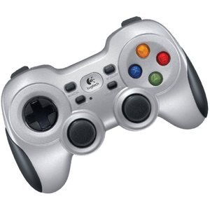 גיים פאד Logitech Wireless Gamepad F710