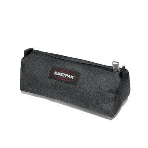 קלמר תא אחד  Single Black Denim Eastpak
