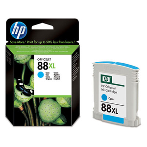 מחסנית דיו HP 88XL Cyan Officejet Ink Cartridge‏‏