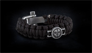 צמיד אספנים Call Of Duty Ghosts Collectors Paracord Strap