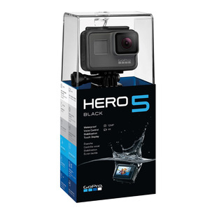 GoPro Hero 5 Black-יבואן רישמי