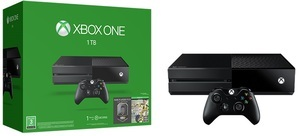 Xbox One Console FIFA 17 Bundle 1TB יבואן רשמי Microsoft