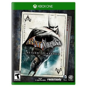 BATMAN RETURN TO ARKHAM XBOX ONE מיקרוסופט