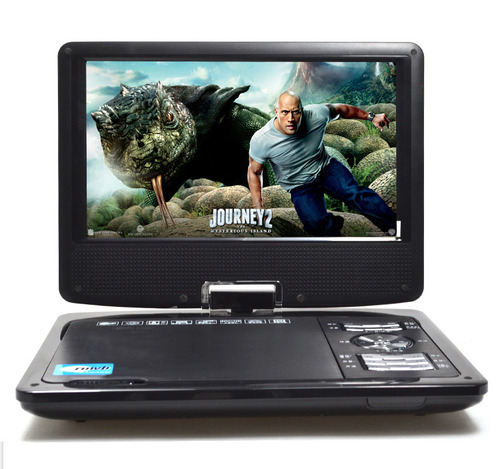 נגן די וי די נייד Mercury Portable DVD Player