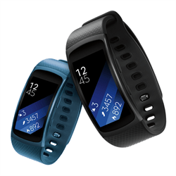 שעון חכם  Samsung Gear Fit2 SM-R360 Large