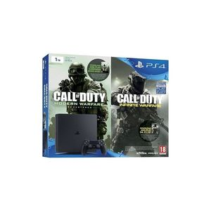 NEW PLAYSTATION 4 SLIM 1TB + COD 2 סוני