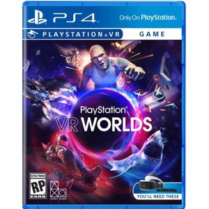PS4 Worlds VR