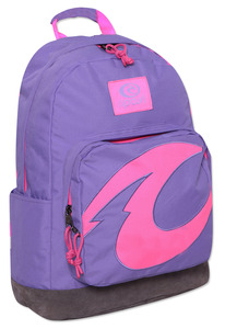 Pink-purple RipCurl Back Pack