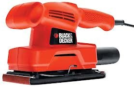 מלטשת רוטטת KA300 BLACK&DECKER