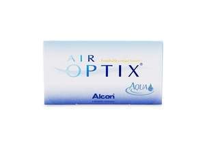Air Optix Aqua 6 pck alcon