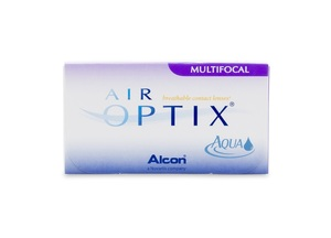 Air Optix Aqua Multifocal 6pck alcon