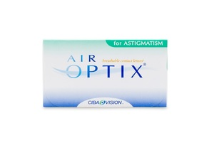 Air Optix Astigmatism 3pck alcon