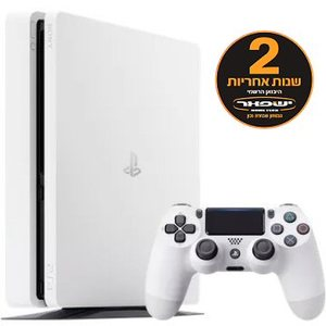 Playstation 4 Slim Glacier 500G לבן Sony