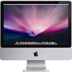 מחשב Apple iMac MB323LL All in one גודל 20